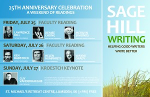 Faculty Readings - Summer 2014